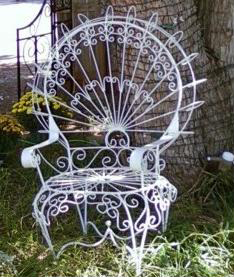 Ornate Chair Rental Oklahoma